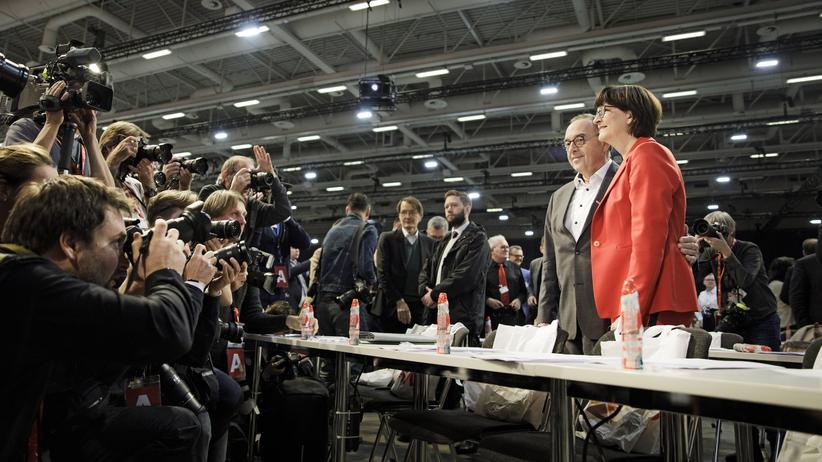 SPD: Warum verpuffen die Vorschläge der neuen Vorsitzenden?