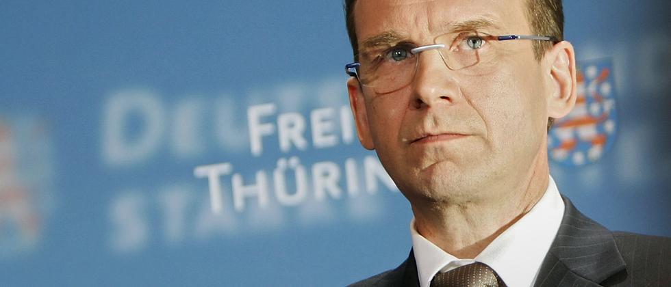 """Thüringen: Dieter Althaus plädiert für """"Projektregierung"""" von CDU und Linkspartei"""