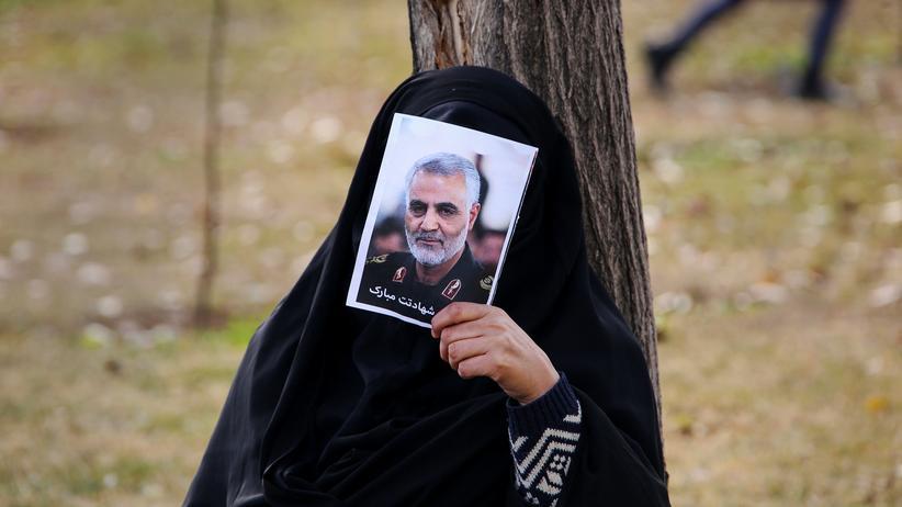 Völkerrecht: Bundestagsgutachten zweifelt an Rechtmäßigkeit der Soleimani-Tötung