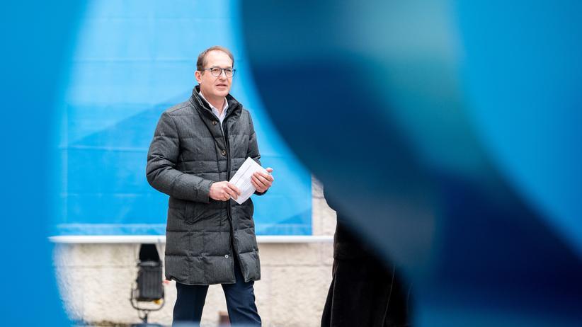 CDU und CSU: Alexander Dobrindt gegen einen Ausschluss der WerteUnion