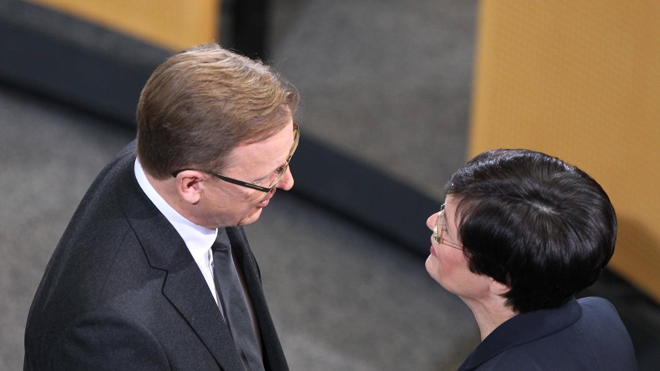 Thüringen-Wahl: Christine Lieberknecht fordert CDU zur Wahl Ramelows auf