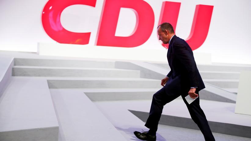 CDU: Friedrich Merz will laut Medien Parteichef werden