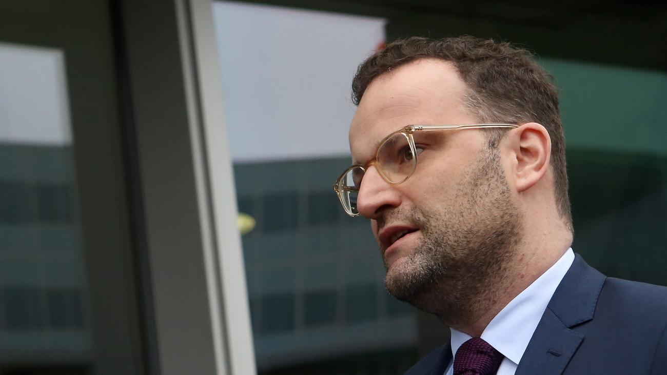 CDU-Vorsitz: Jens Spahn schließt