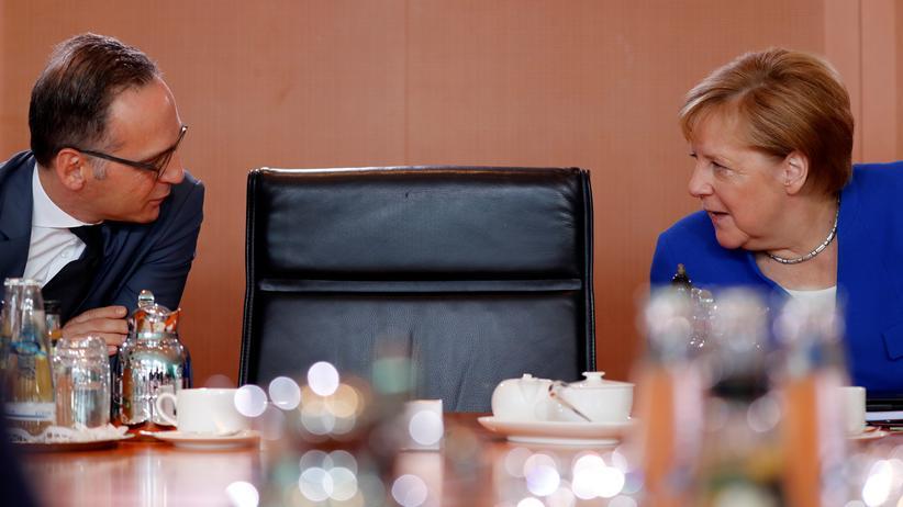 Deutsche Außenpolitik: Für den Erhalt der liberalen Weltordnung