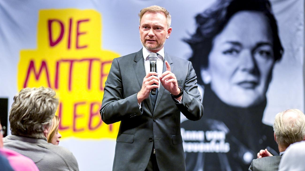 """Christian Lindner: FDP-Politiker fordern von ihrer Partei """"rote Linien"""" zur AfD"""