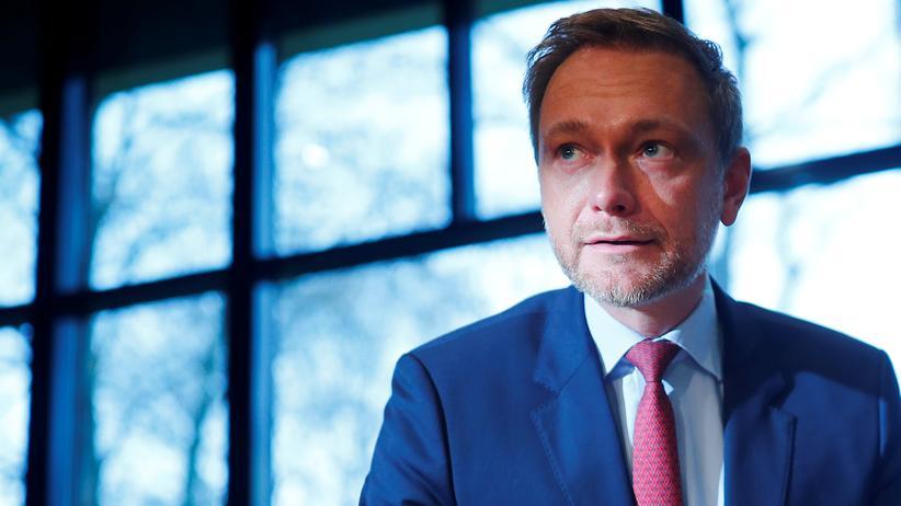 FDP: Parteivorsitzender unter Druck: FDP-Chef Christian Lindner