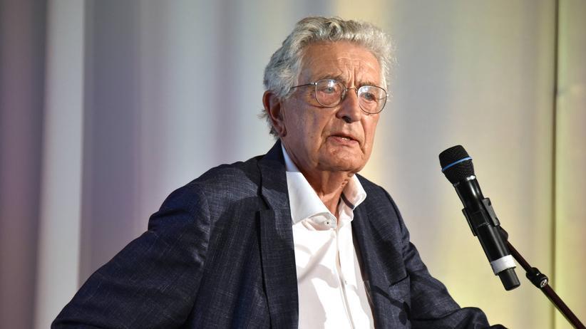 Gerhart Baum: Der FDP-Politiker Gerhart Baum (Archiv)