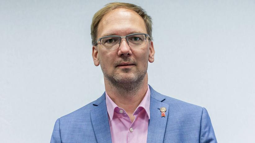 Lars-Jörn Zimmer : Sachsen-Anhalts CDU-Fraktionsvize lässt Vorstandsposten ruhen