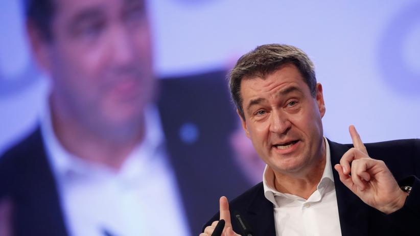 Markus Söder: Gut, dass es ihn gibt