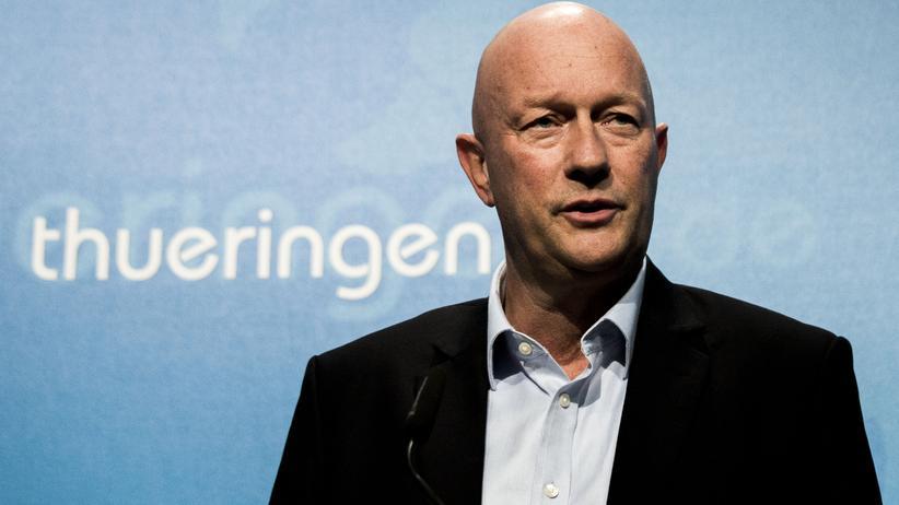 Thomas Kemmerich: Der Ministerpräsident von Thüringen, Thomas Kemmerich