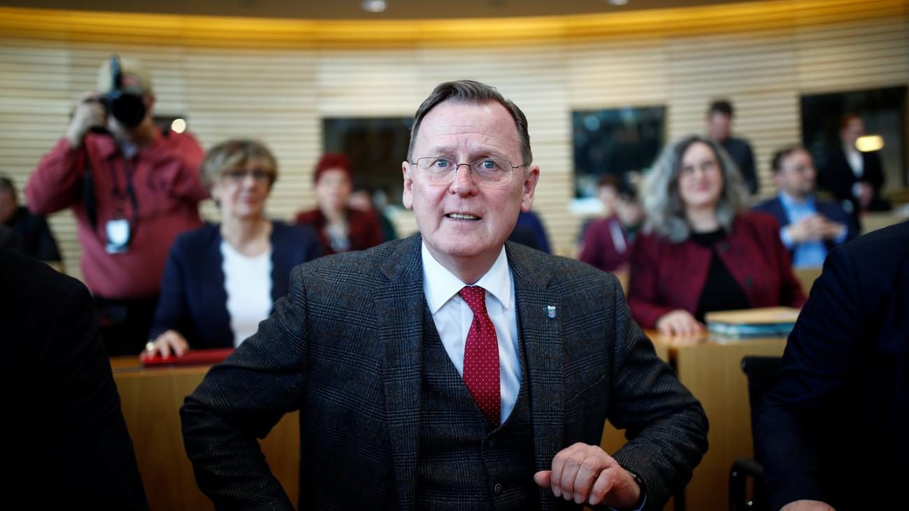 Thüringen: FDP-Fraktion will Bodo Ramelow nicht wählen