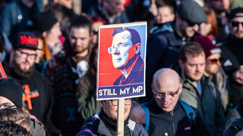 Thüringen: Pro-Ramelow-Demonstration am 15. Februar in Erfurt