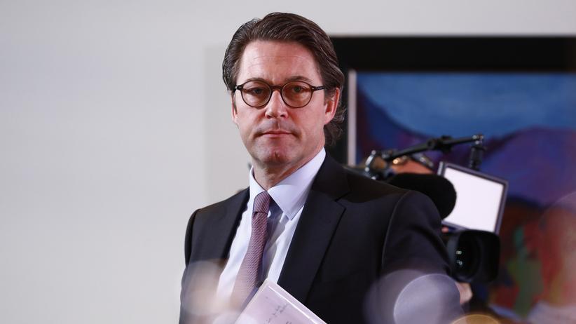 Andreas Scheuer Maut