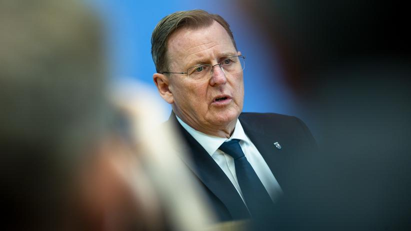 Ministerpräsidentenwahl in Thüringen: Bodo Ramelow ist derzeit einfacher Abgeordneter im Thüringer Landtag
