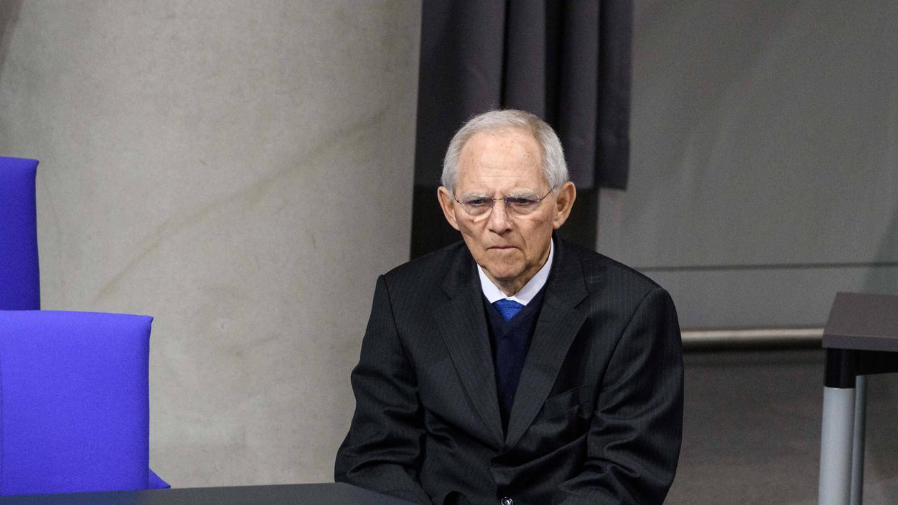 Schäuble Corona
