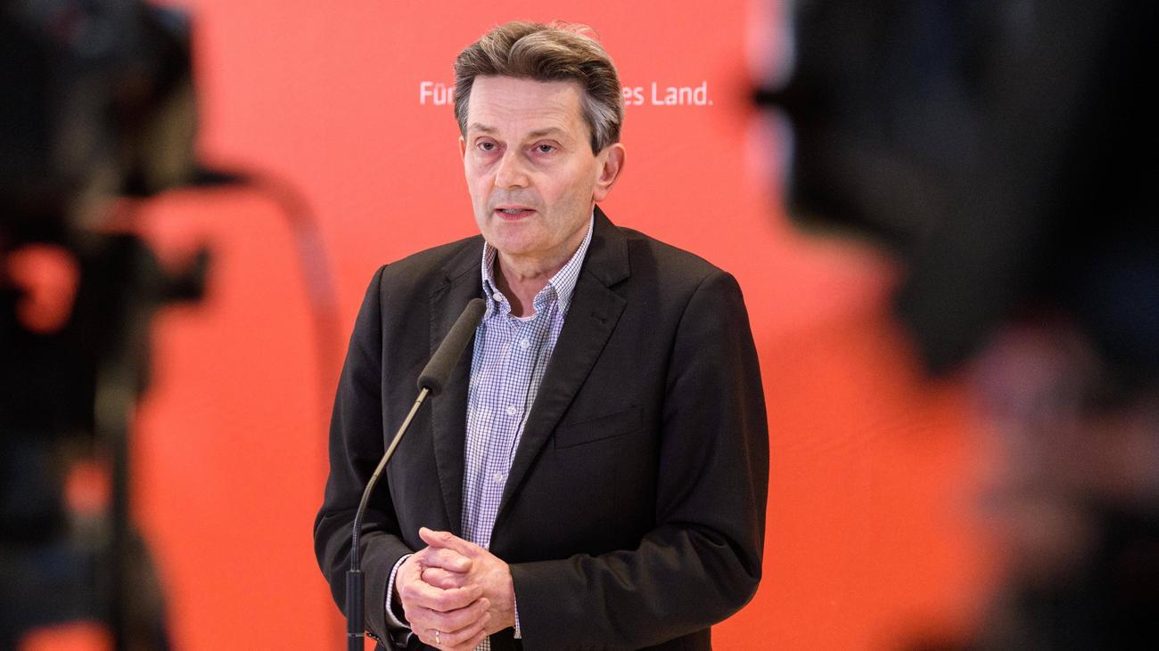 Bundestagswahl: SPD-Spitze will laut Medien Rolf Mützenich als Kanzlerkandidaten