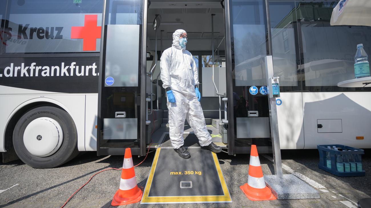 Coronavirus: Jens Spahn kündigt deutlich mehr Tests in Heimen und Kliniken an