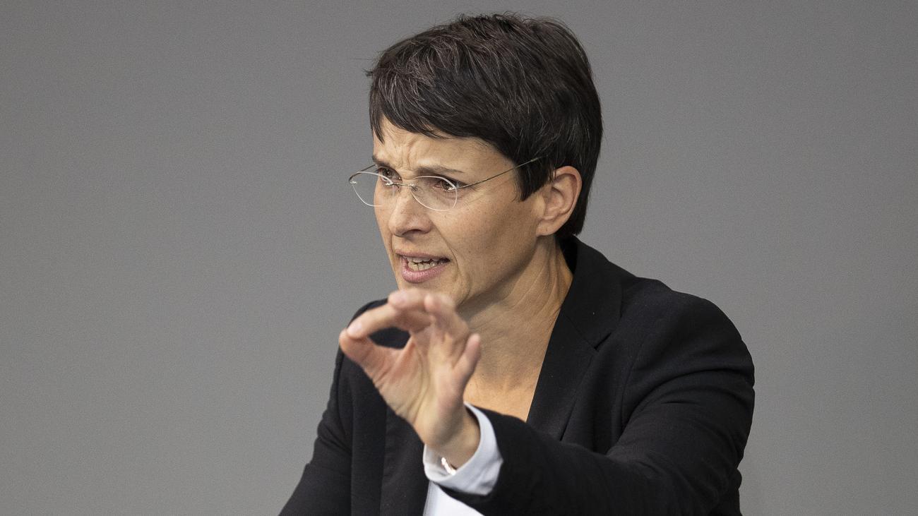 Frauke Petry Lustig