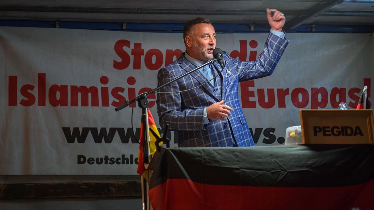 Pegida-Mitbegründer: Lutz Bachmann will Mitglied der AfD werden
