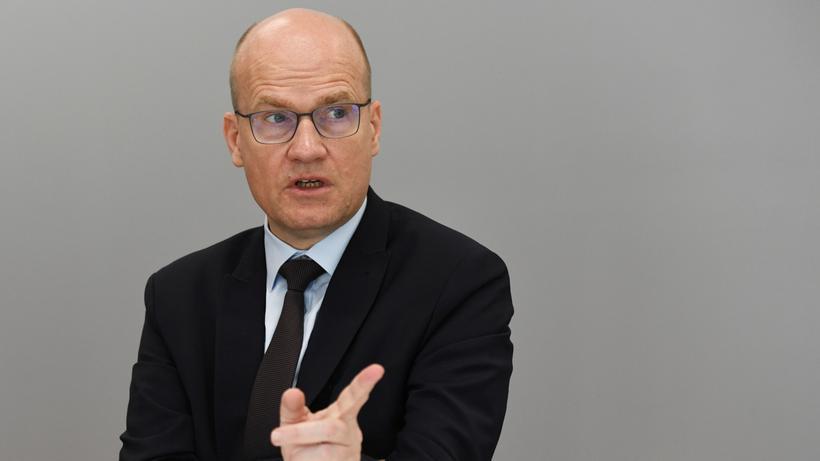 Unionsfraktionschef: Ralph Brinkhaus, Chef der Unionsfraktion im Bundestag
