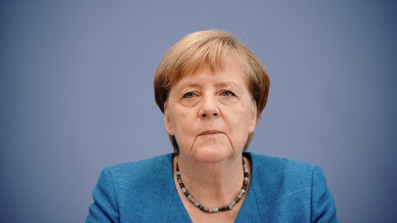 Angela Merkel Live Tv