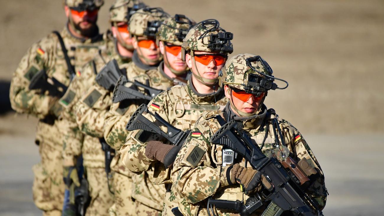 Bundeswehr plant offenbar Extremismus-Studie