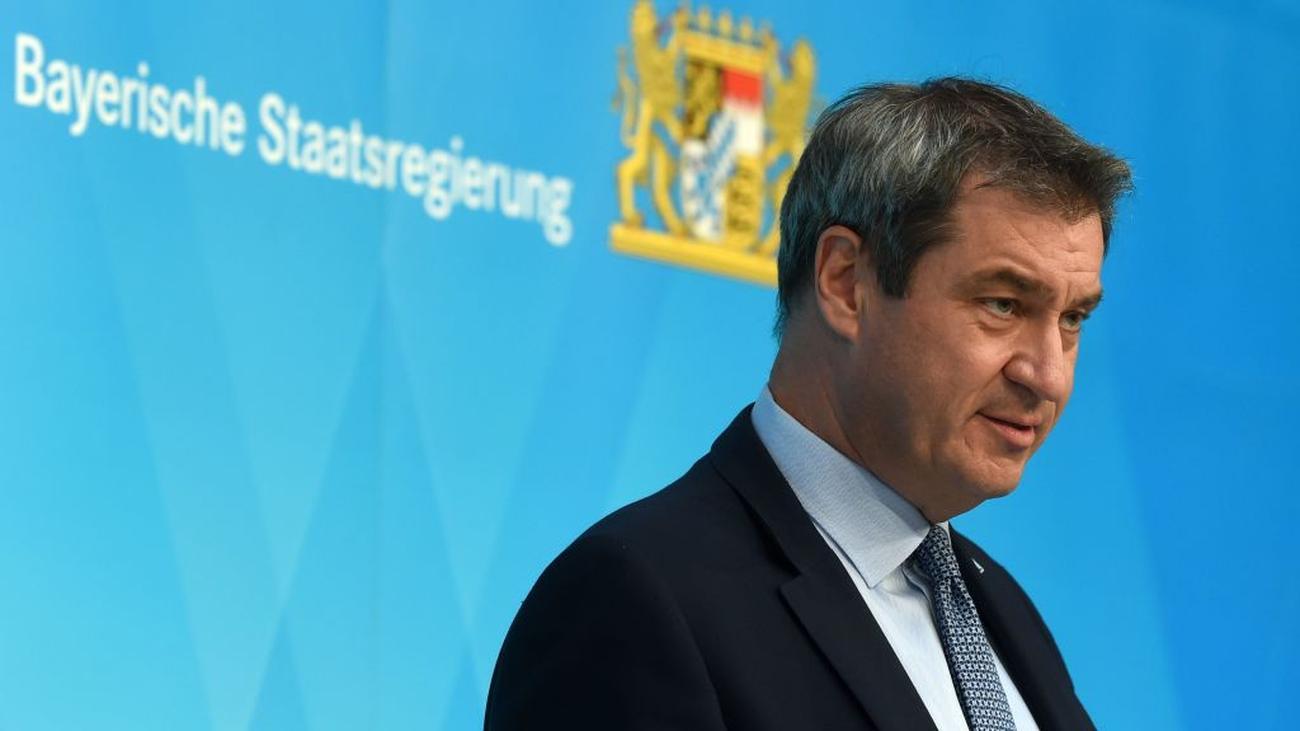 Markus Söder: Bayerns Ministerpräsident gegen weitere ...