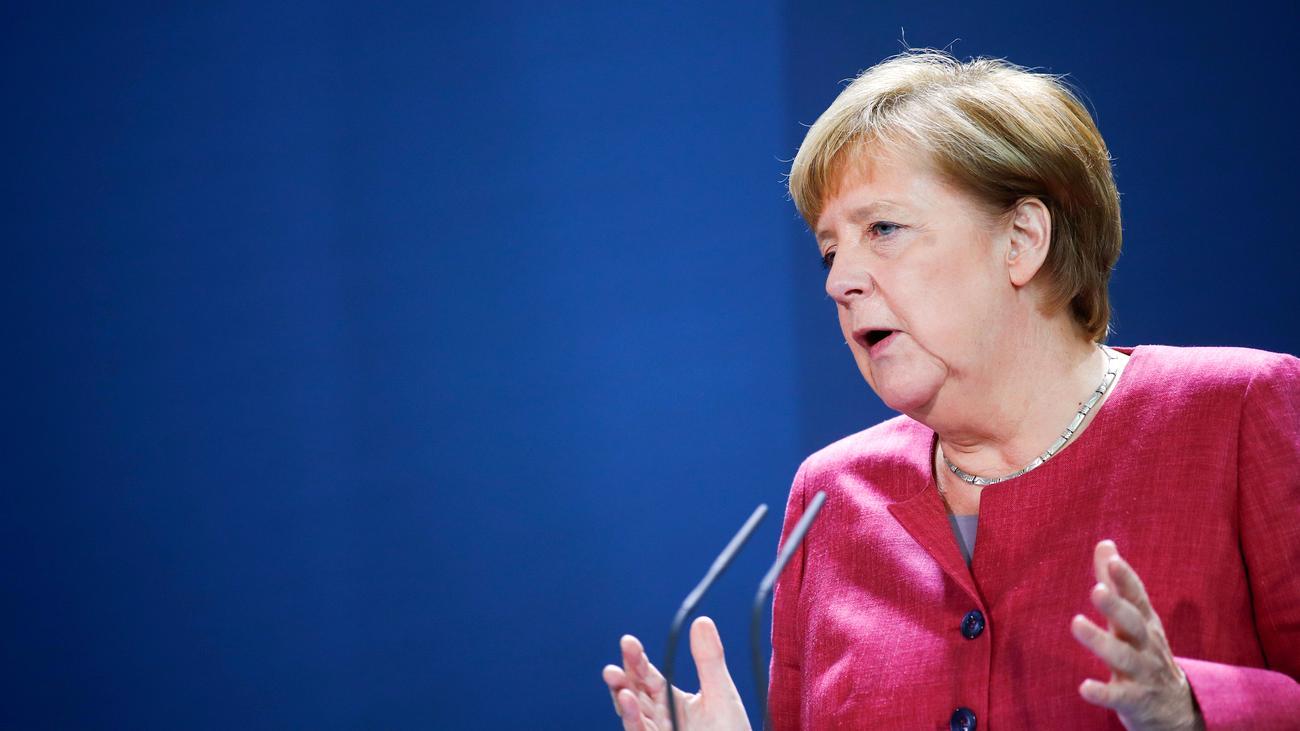 Merkel Zu Corona