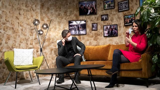 Parteitag der Grünen: Man möchte ein Fläschchen Globuli exen!