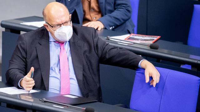Coronavirus in Deutschland: Peter Altmaier fordert Verschärfung des Lockdowns