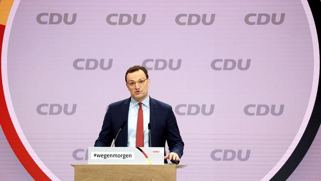 CDU-Parteitag: Jens Spahn bedauert Auftritt bei Bundesparteitag