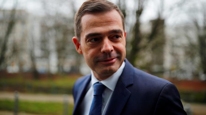 Mike Mohring : Mike Mohring, Mitglied im Bundesvorstand der CDU, der am Montag über die K-Frage der Union zu entscheiden hat