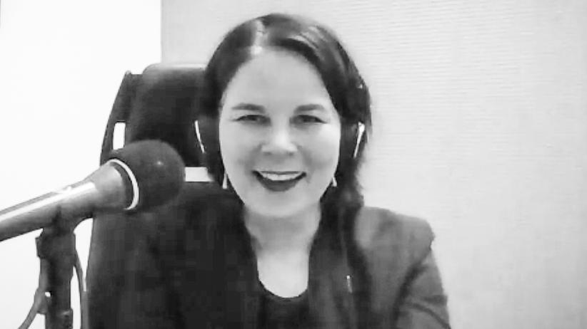 Interviewpodcast: Annalena Baerbock, wie grün ist Deutschland wirklich?