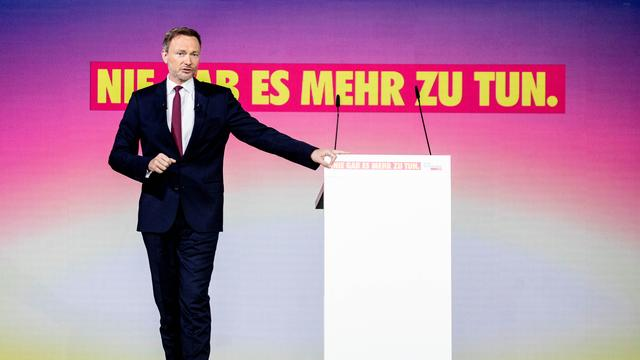 Christian Lindner: FDP bringt sich als Garant für Bürgerrechte in Stellung