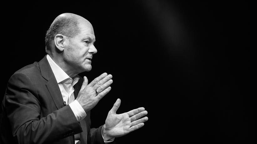 """Olaf Scholz: """"Ich habe sehr viele Gefühle. Deshalb mache ich Politik"""""""