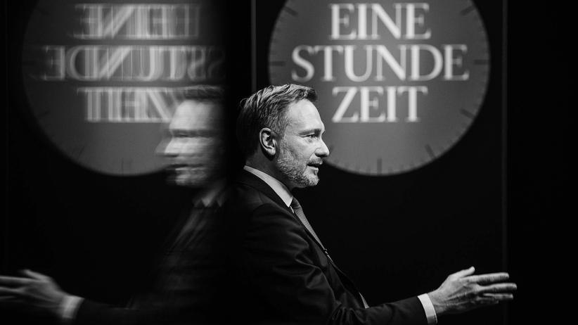 """Christian Lindner: """"Es ist meine ganze Leidenschaft, Parlamentarier zu sein"""""""
