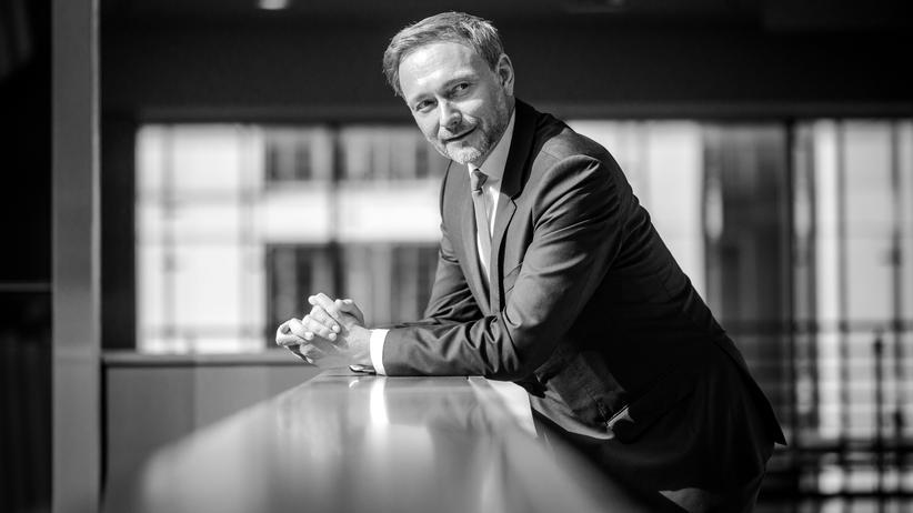 Politikpodcast : Auf dem Weg zum Königsmacher: Was bewegt Christian Linder?