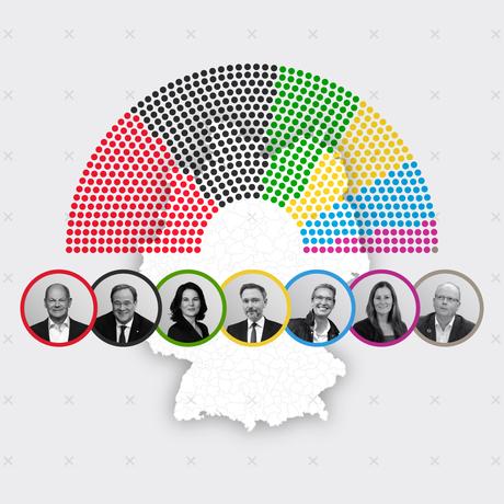 Bundestag : So groß und jung wie noch nie