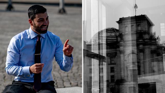 """Muhanad Al-Halak: """"Ich freue mich, wenn ich Angela Merkel treffe"""""""