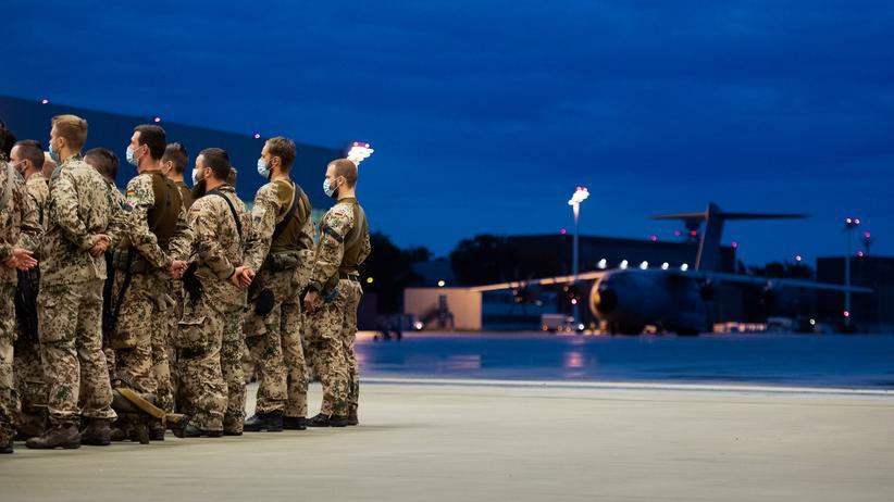 Bundeswehreinsatz in Afghanistan: Ein vorläufiger Schlussstrich