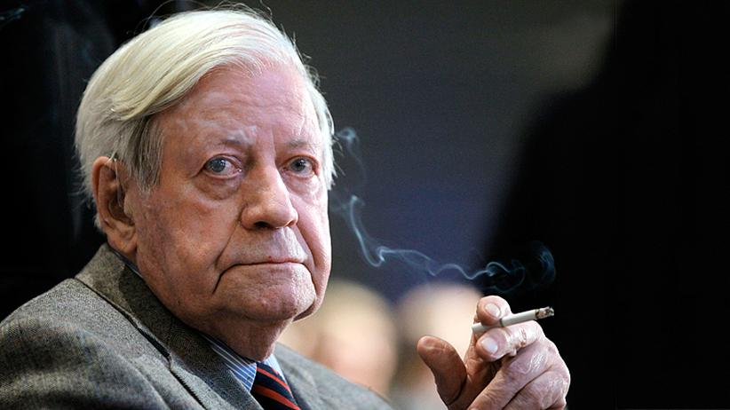 Helmut Schmidt: Helmut, May You Rest in Peace