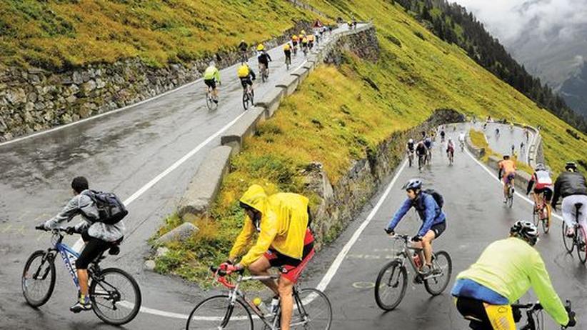 Südtirol: Die Kurvenreiche