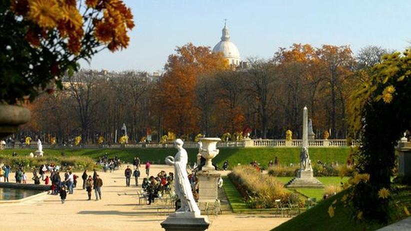 Paris: Park der guten Sitten