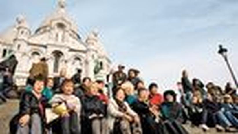 Japanische Touristen: Leiden am Paris-Syndrom