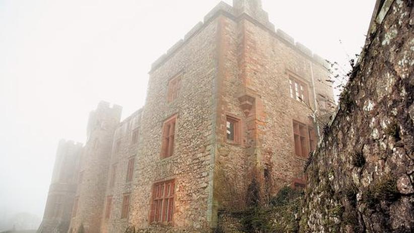 Meistbespuktes Schloss
