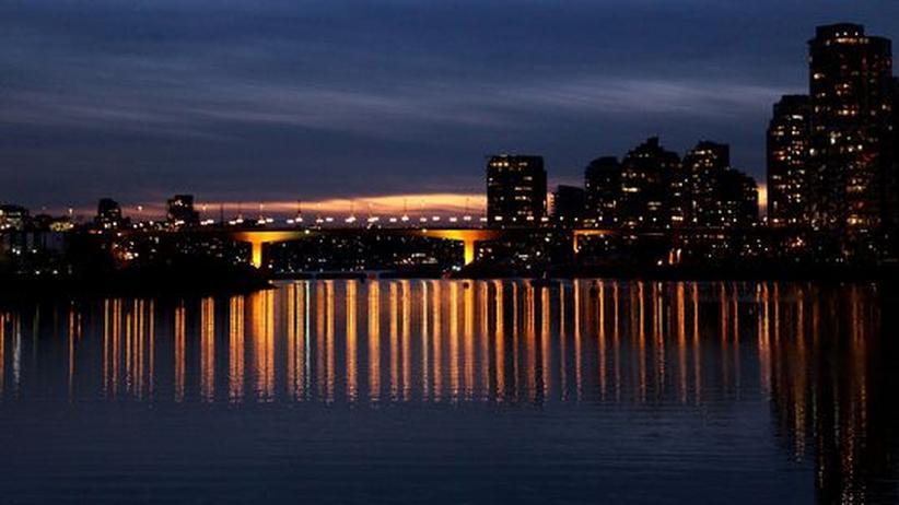 Reiseziel Vancouver: Herrin der Ringe