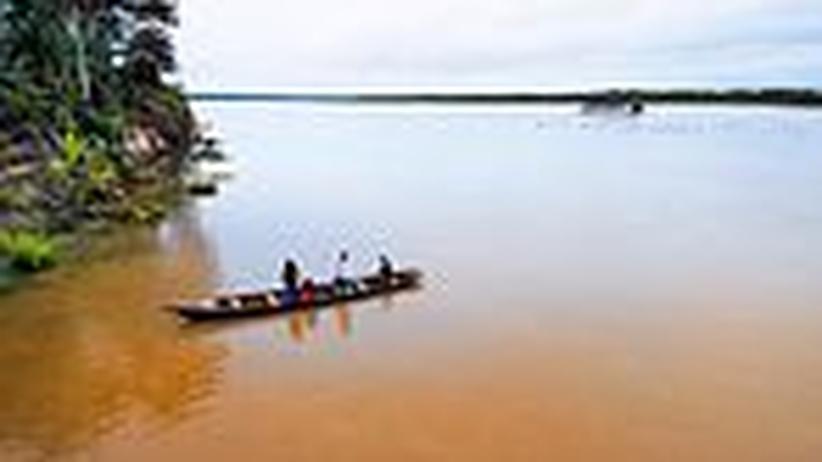 Amazonas: Die Gedanken treiben lassen