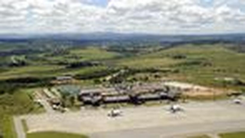 Südafrikas Flughäfen: Da landet die Welt