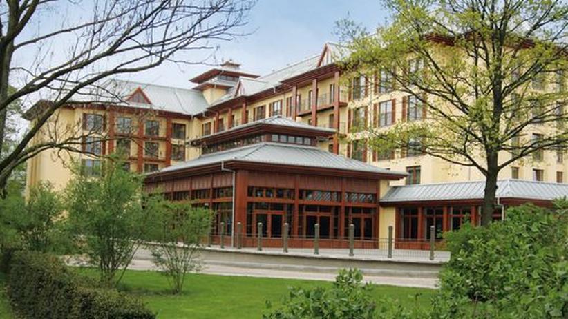 Das Hotel Lindner am Zoo Hagenbeck in Hamburg