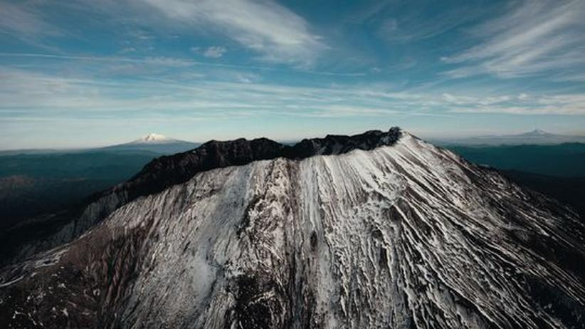 Vulkanausbruch: Neues Leben am Vulkan